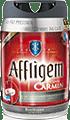 Fût de Affligem Cuvée Carmin de 5L système BeerTender