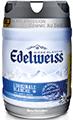 Fût de Edelweiss de 5L système BeerTender