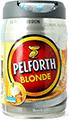 Fût de Pelforth Blonde de 5L système BeerTender
