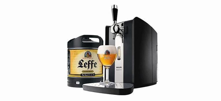 Plus de 10 marques de bière compatibles PerfectDraft