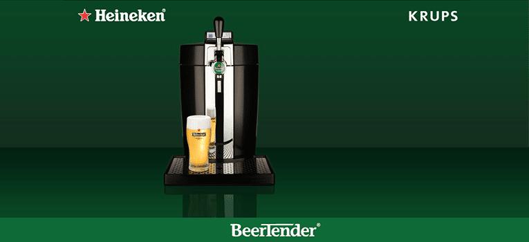 Machine à bière Krups BeerTender