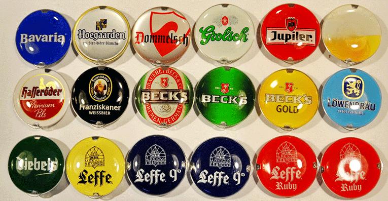 PerfectDraft, un système compatible avec de nombreuses marques : Hoegaarden, Stella Artois, Jupiler, Leffe Blonde...