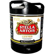 Fût de bière PerfectDraft Stella Artois