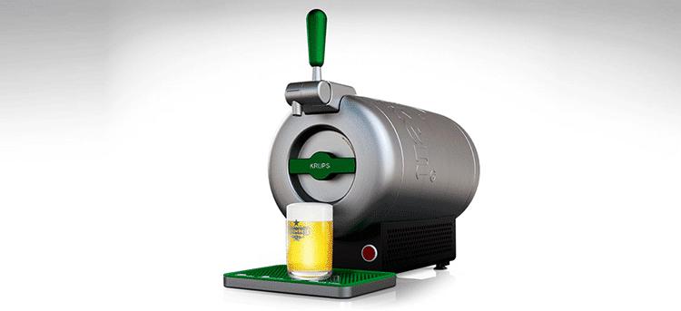 Machine à bière The Sub Edition Heineken