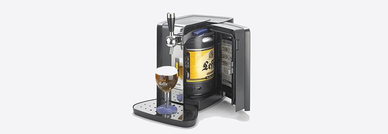 Les machines PerfectDraft, des appareil simples d'utilisation