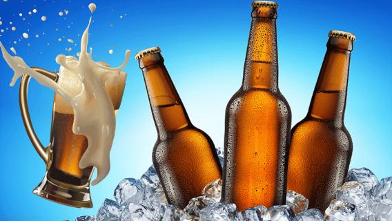 Faire le choix d'une bière: bouteille ou pression