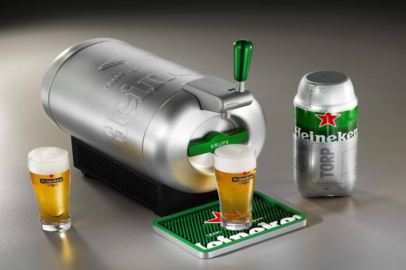 Tireuses à bière: les modèles de nouvelle génération